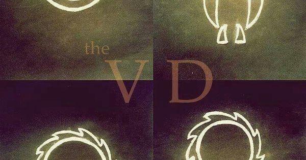 Mystic Falls Wallpaper The Symbols Vampire Diaries Pinterest