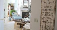 French Country Family Room | Country family room, Country ...