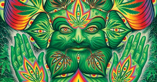 Marijuana Animated Wallpaper Psychedelic Spirit Paintings Alex Grey Art Gallery Alex
