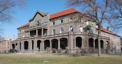 The oldest public institution in the state, the Human Services Center – formerly the South ...