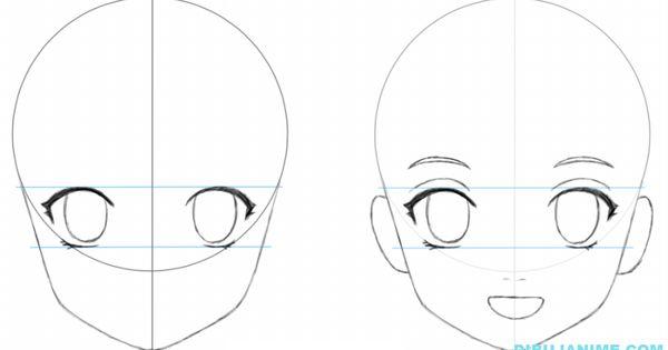 Resultado De Imagen Para Anime Para Dibujar Facil Cuerpo - Auto ...