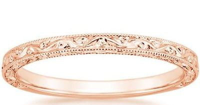 14K Rose Gold Hudson Ring from Brilliant Earth This ...