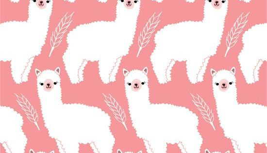 Deko Buchstaben Pattern | Alpaca | Patterns! Patterns! | Pinterest