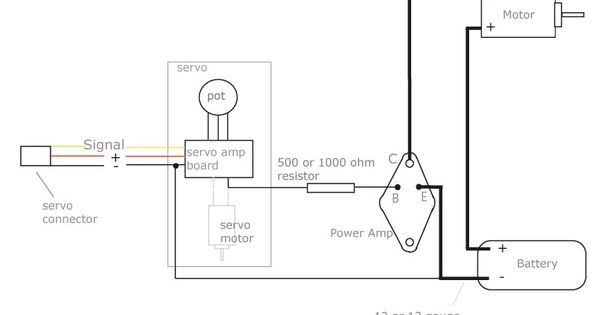 fridge door alarm diagram