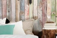 Wood Paneling Ideas to Create a Cool Accent Wall: http ...