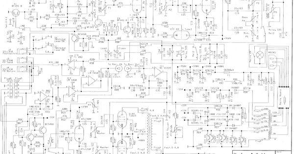schematics amplifier guitar