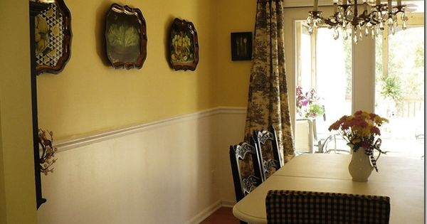 Dining Room Wallpaper With Chair Rail Beadboard Wallpaper And Chair Rail For Dining Room | For