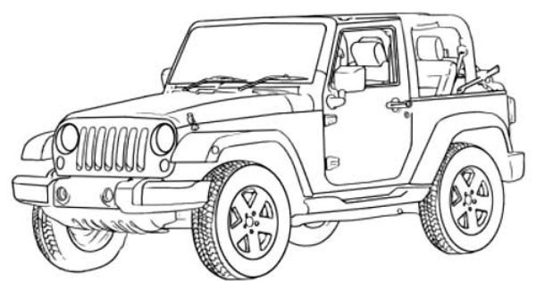 jeep jk engine