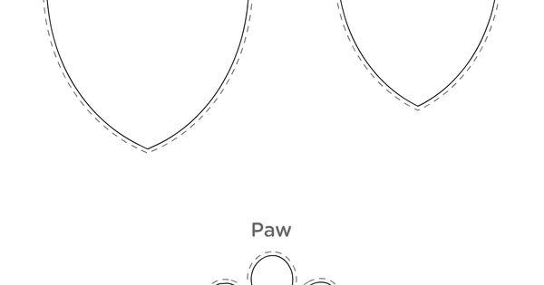graphic regarding Paw Patrol Badge Template Printable called Paw Patrol Brand Template - Resume Illustrations Resume Template