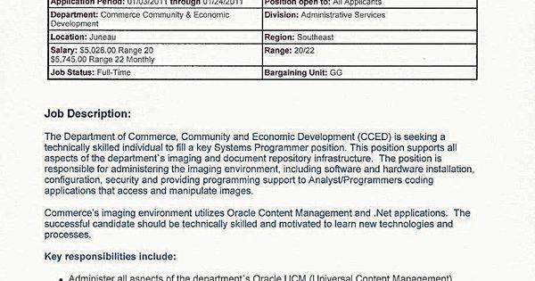 System Programmer Job Description 603Px-Stockbridge System - system programmer job description
