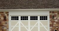 Wayne Dalton Garage Door Model 9700. Old style look with a ...