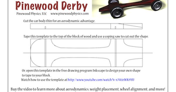 cub scouts pinewood derby templates - 28 images - pinewood derby - pinewood derby template