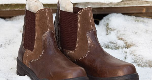 Solstice Winter Paddock Boot Warm Winter Riding