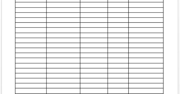 sales tracking sheets