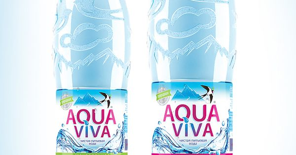 Aqua Viva Aqua Bottle Design And Water Bottle Design - Viva Aqua
