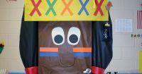Indian Boy Classroom Door Decoration | Classroom Crafts ...