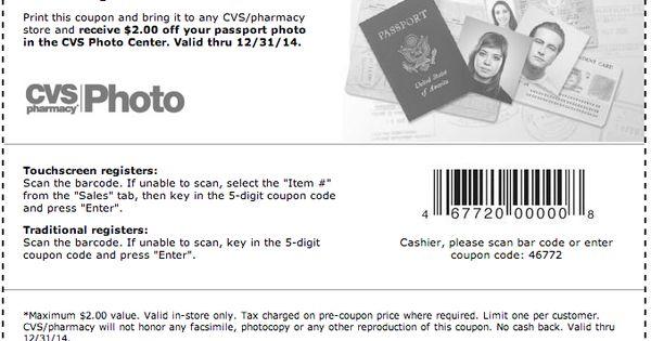 passport photos cvs