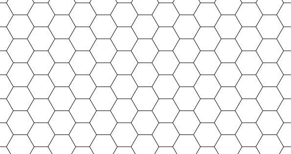 Hexagon Graph Paper Printable Triangular Graph Paper Sample   Hexagon Graph  Paper