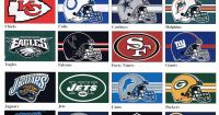 NFL Football Team Color Chart | Thread: The Official NFL ...