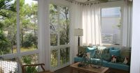 beach house window treatment ideas | HGTV Idea House ...