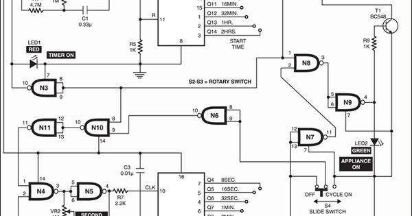 diy intercom circuit electronic design