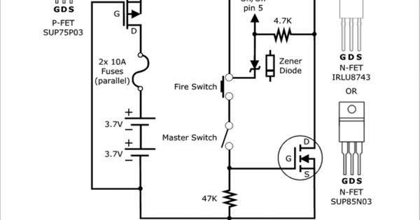 naos raptor diy wiring diagram