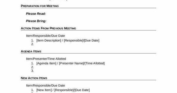 sales meeting agenda