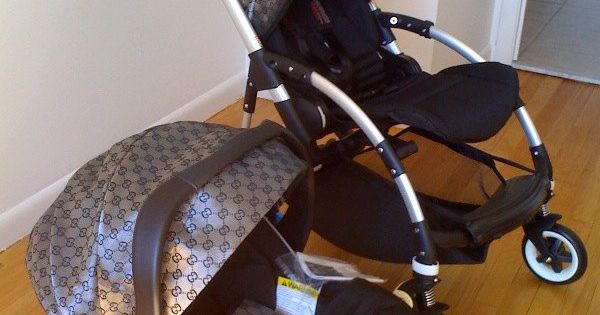 Pushchair With Travel Bag Gucci Pushchair Baby Stroller Car Seat Pinterest