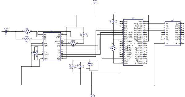 gionee mobile circuit diagram