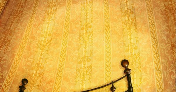 The Yellow Wallpaper Bars Quote Quot It Is A Dull Yet Lurid Orange In Some Places A Sickly