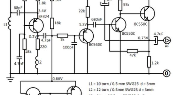 world technical schematics simple fm radio receiver circuit