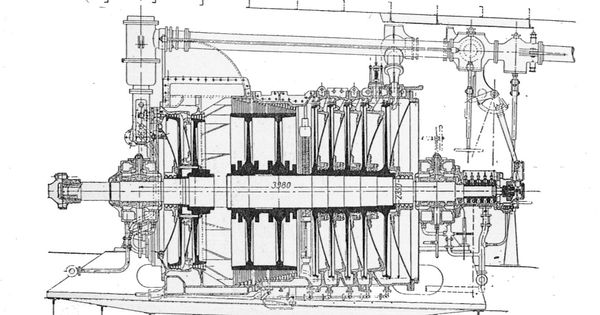 how steam engines work diagram