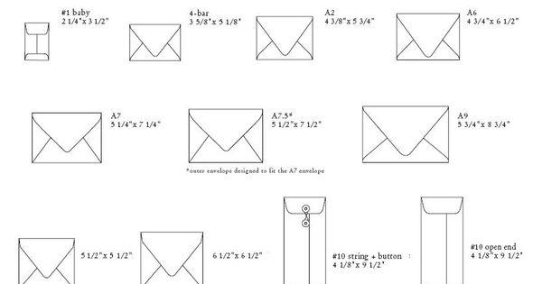 Legal Letter Envelope Dimensions | Free Resume Templates