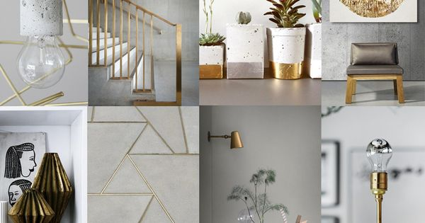 Pinterest Woonkamer Ideeen A Touch Of Gold: Goud Is Terug In Het Interieur
