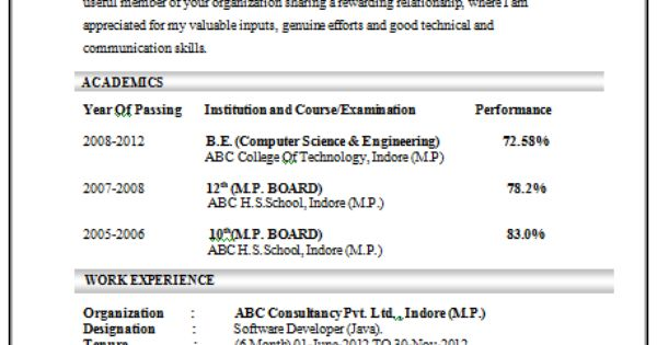 100 Sample Curriculum Vitae Layout Download Professional Curriculum Vitae Resume Template For All