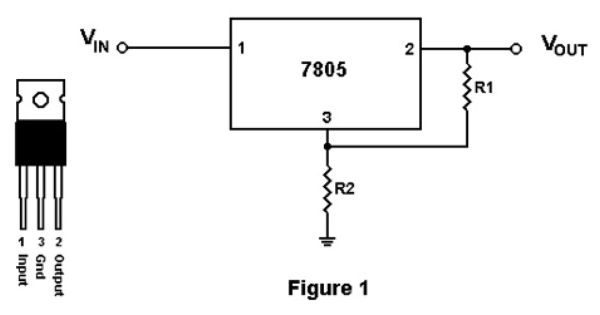 circuit diagram likewise 7805 voltage regulator circuit on dc voltage