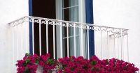 Balcony railing juliet balcony ideas small balcony garden ...