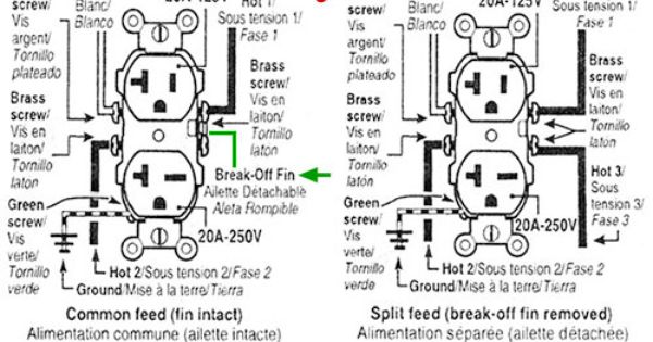 wiring electrical wiring in the home outlet question neutral wire