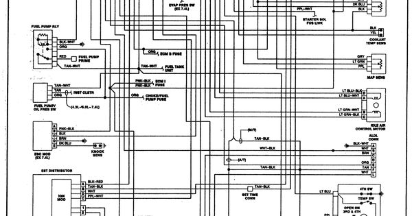 1964 wiring diagrams the 1947 present chevrolet gmc truck