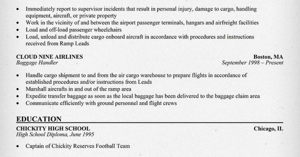Essay Writing Course - Integrated Educational Services air cargo - cargo agent sample resume
