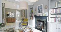 Terraced house - long living room | Remodel | Pinterest ...