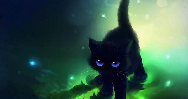 Black And Green Wallpaper Cat With Green Eyes You Tube Black Cats With Green Eyes