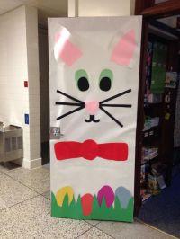 Easter/Spring Door Decoration | Door decorations ...