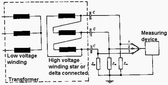 3 phase transformer wiring