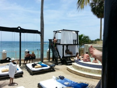 VIP beach, Lifestyles resort, Puerto Plata, Dominican ...