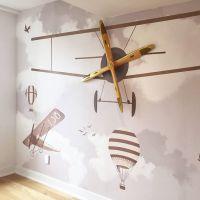 25+ best ideas about Aviation Nursery on Pinterest ...
