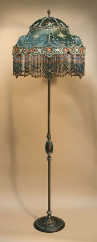 92 best images about Antique floor lamps on Pinterest ...