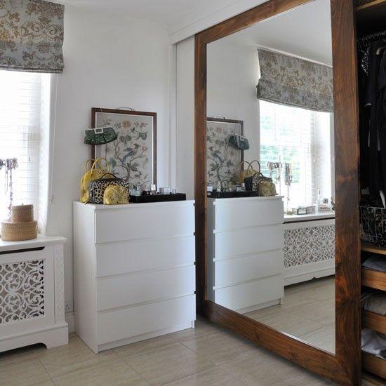 1000 ideas about mirrored wardrobe doors on pinterest