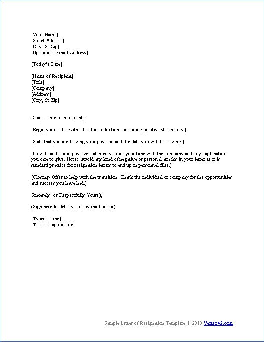 Free Resignation Letter Usa Legal Templates 25 Best Ideas About Resignation Form On Pinterest