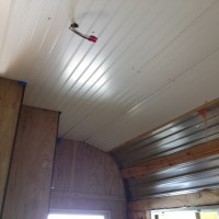 Remodel- Bead board for the main ceiling | Vintage ...